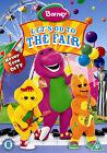 Barney - Let's Go To The Fair (DVD, 2007)