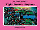 The Railway Series No. 12: Eight Famous Engines by Rev. W. Awdry (Hardback, 2004)