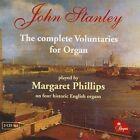 John Stanley: Complete Voluntaries for Organ (2012)