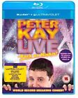 Peter Kay - Live Back on Nights (Blu-ray, 2012)