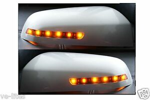 LED-mirror-covers-for-Commodore-VF-SS-SV6-SSV-Caprice-HSV-GTS-Maloo-Paintable