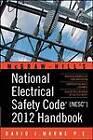 National Electrical Safety Code (NESC) 2012 Handbook by David J. Marne (Hardback, 2012)
