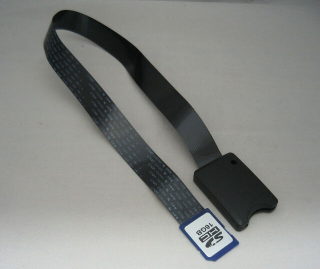 SD card extension Cable   PRICE INCLUDES VAT and INVOICE