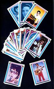 1978-BOXCAR-ENTERPRISES-ELVIS-PRESLEY-CARD-SET-66-CARDS-COMPLETE-NM