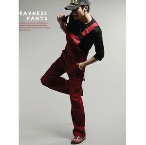 Fashion-Design-Men-Removeable-Suspender-Cool-Overalls