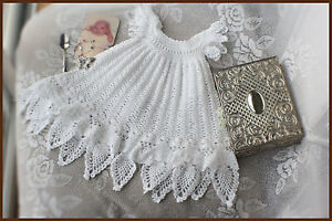 Celestial-Christening-Gown-Dress-Crochet-Pattern-Sizes-Baby-NB-12-mos-Baptism