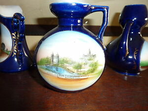 c1890-1900-SOUVENIR-china-State-Capitol-HARTFORD-CONNECTICUT-made-in-Germany-4-034-h