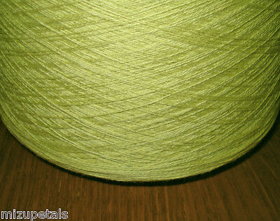 Mongolian Cashmere 2 Ply Soft Lace Yarn Apple Daiquiri (800 Yd. Skein)