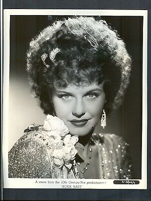 EXQUISITE GINGER ROGERS PORTRAIT - NEAR MINT COND 1941 - SEXY + BEAUTIFUL