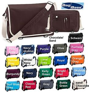 messenger bag umh ngetasche aktentasche 22 farben herren tasche messanger bag. Black Bedroom Furniture Sets. Home Design Ideas