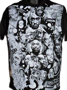 Time-Is-Money-2pac-Camiseta-hombre-Hip-Hop-Diseno-retro-camisetas-RAP-Urban