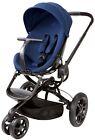 Quinny Moodd Blue Reliance Standard Single Seat Stroller