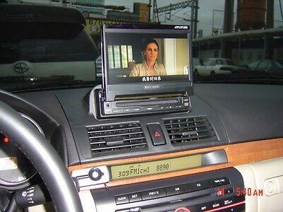 04 05 06 07 08 MAZDA3 MAZDASPEED3 DVD GPS SCREEN CENTER ONE DIN DASH KIT POD