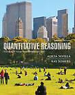 Quantitative Reasoning: Tools for Today's Informed Citizen by Alicia Sevilla, Kay Somers (Hardback, 2012)