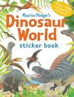 Dinosaur World Sticker Book by Rod Green, Maurice Pledger (Paperback, 2012)
