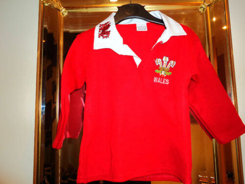 WELSH WALES RUGBY SHIRT BABY BABIES KIDS CHILDRENS 3 months to 12 year NEW CYMRU