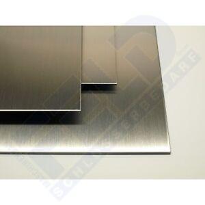 edelstahlblech abgekantet u profil 2 0 mm edelstahl blech gekantet ebay. Black Bedroom Furniture Sets. Home Design Ideas