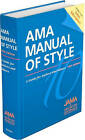 AMA Manual of Style: A Guide for Authors and Editors: Special Online Bundle Package by JAMA and Archives Journals (Mixed media product, 2009)