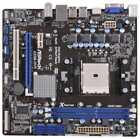 ASRock A55M-HVS, Sockel FM1, AMD Motherboard
