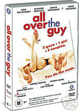 All-Over-The-Guy-dvd-region-4-Australian-like-new-condition-free-postage