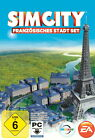 SimCity: Französisches Stadt-Set (Download Code) (PC, 2013, DVD-Box)
