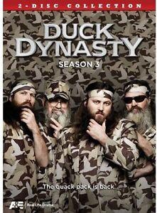 Duck-Dynasty-Season-3-DVD-2013-2-Disc-Set-w-Special-Features-NIP