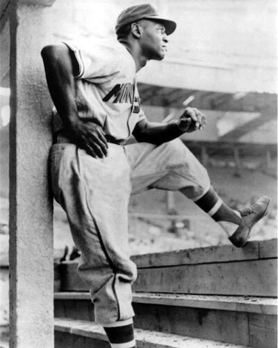 Kansas City Monarchs BUCK O'NEIL Glossy 8x10 Photo Negro League Baseball Poster