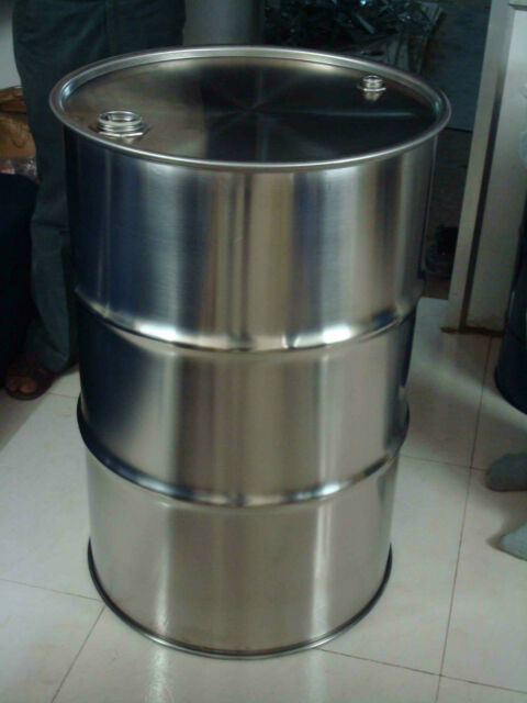 Stainless Steel drums crevice free drums now available all  sizes