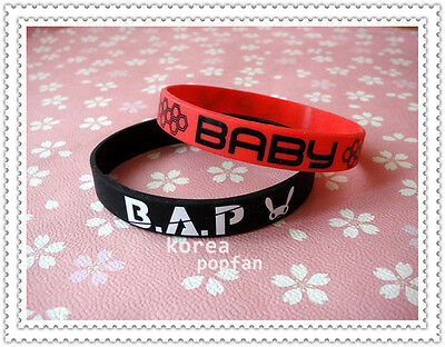 B.A.P BAP Best Absolute Perfect baby KPOP Support wristband BRACELET NEW