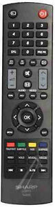 NEW-SHARP-REMOTE-CONTROL-FOR-LCD-TV-S-LC37LE320E-LC42LE320E