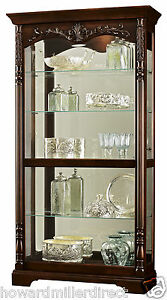 Howard Miller 680-497 Felicia - Curio Display Cabinet