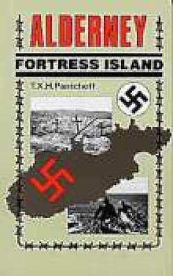 Alderney: Fortress Island-ExLibrary