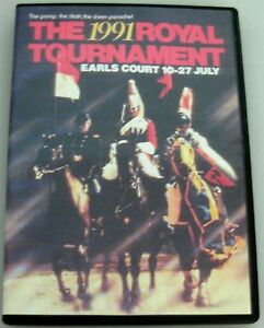 THE-ROYAL-TOURNAMENT-1991-DVD-ROLE-OF-CAVALRY