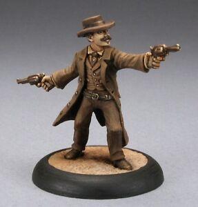 Doc Holiday Cowboy Gambler Reaper Miniatures Chronoscope ...