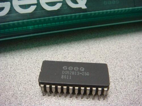 250NS 24 pin CERAMIC DIP EEPROM IC NOS! SEEQ DQ52B13-250 2Kx8 16K 1