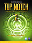 Top Notch 2 with ActiveBook and MyEnglishLab by Joan M. Saslow, Allen Ascher (Mixed media product, 2011)