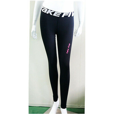 Womens Compression Base Under Layers Tights Shorts Sports Fitness