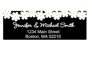 Personalized-Address-Return-Labels-Flowers-your-choice-background-color-wedding