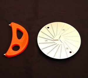 New-Replacement-Steel-Blade-AND-Crescent-Tool-for-Jack-Lalanne-Power-Juicer
