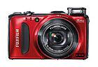Fujifilm  F600EXR 16.0 MP Digital Camera - Red