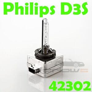 philips d3s 42302 xenon brenner audi a4 s4 8k a3 s3 8p a5. Black Bedroom Furniture Sets. Home Design Ideas