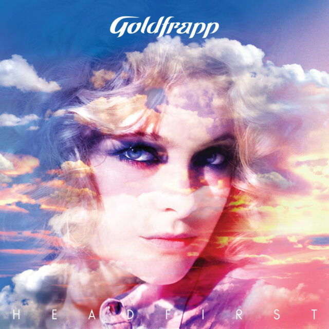 GOLDFRAPP Head First CD BRAND NEW Headfirst