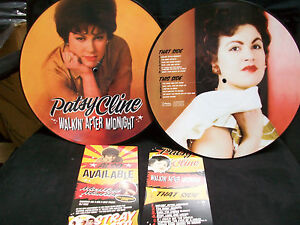 PATSY-CLINE-Walkin-After-Midnight-Picture-Disc-LP