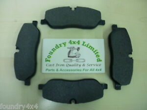 Land-Rover-Discovery-3-Front-Brake-Pads-Ferodo