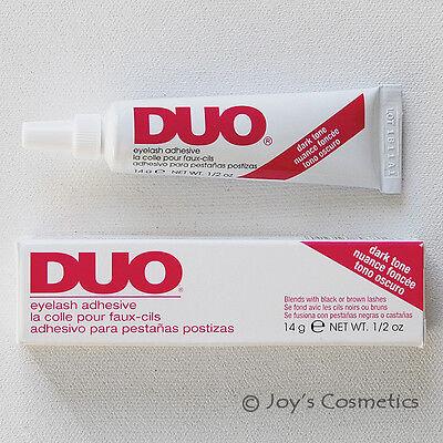 """1 DUO 14g Waterproof Eyelash Adhesive (glue) - """"Dark Tone""""  *Joy's cosmetics*"""