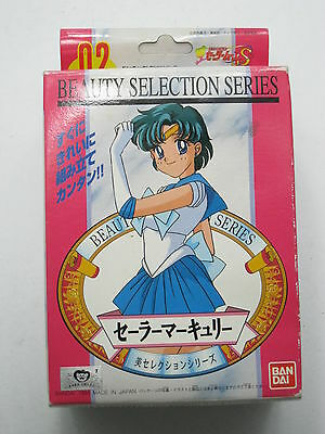 Sailor Moon Beauty Selection Series Sailor Mercury Model Kit Figure Bandai Japan