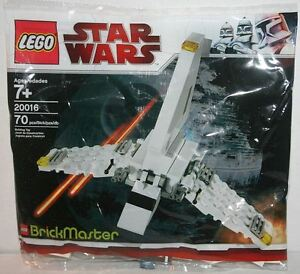 LEGO-20016-Polybag-Star-Wars-BrickMaster-Imperial-Shuttle-Exclusive-Mini-Set