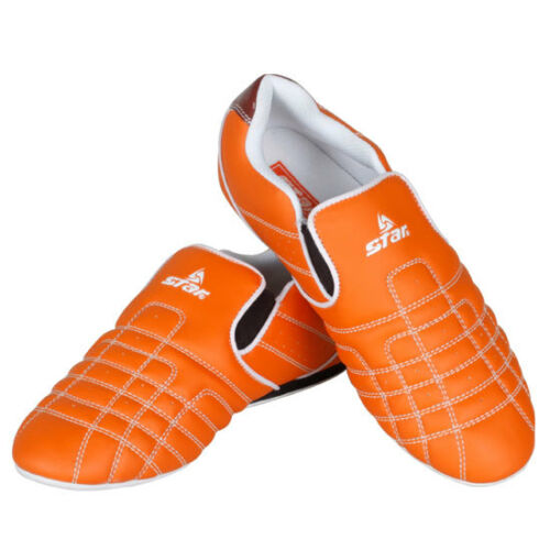 STAR TAEKWONDO SHOES KUMGANG Plus Orange TKD competition Training Tae Kwon Do