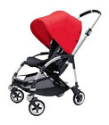 Bugaboo Bee Red Standard Single Seat Stroller