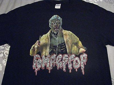rompeprop t shirt death metal goregrind gut last days of humanity sanitys dawn